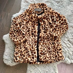 Ginboutique Jackets & Coats - 🆕◾️Nevin Leopard Coat 🐆